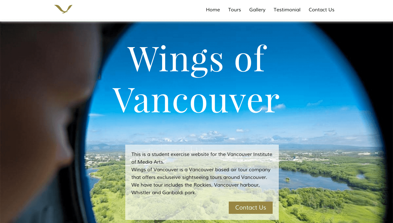 Wings of Vancouver